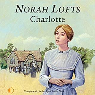 Charlotte audiobook cover art