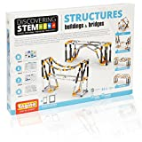 Engino Discovering STEM Structures Constructions & Bridges | 9 Working Models | Illustrated...