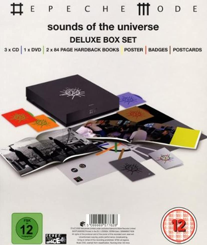 Sounds of the Universe Deluxe 2 Books