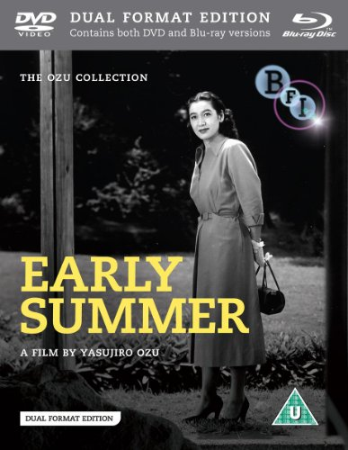 The Ozu Collection: Early Summer + What Did the Lady Forget? (DVD + Blu-ray) [UK Import]