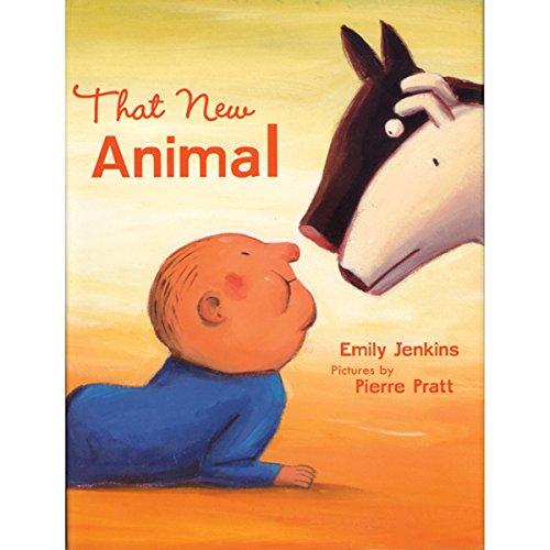 That New Animal audiobook cover art