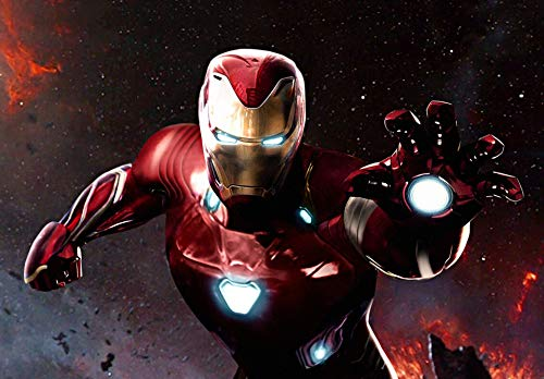 Avengers Wallpaper Iron Man Spiderman Thor Fototapete Benutzerdefinierte 3d-tapeten Infinity War Wandbild Kids Boy Schlafzimmer Cartoon