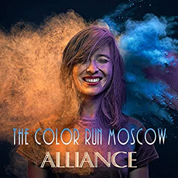 The Color Run Moscow