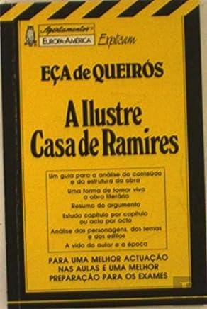 Apontamentos Europa-América Explicam Eça de Queirós - A Ilustre Casa de Ramires - Nº 2