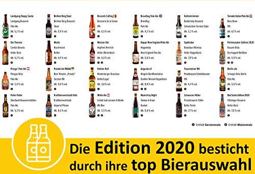 KALEA Craft Beer Adventskalender 2020, Biere von Privatbrauereien, Weihnachtskalender - 5