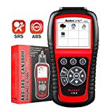 Autel Autolink AL619 OBD2 Scanner ABS SRS Airbag Warning Light Scan...