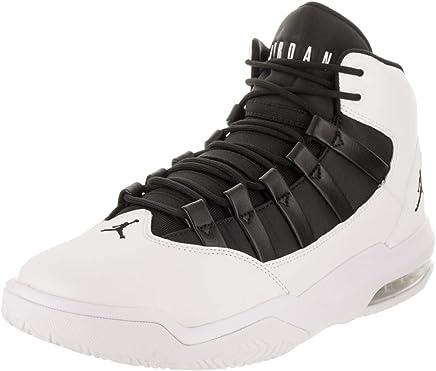 Jordan Mens Jordan Max Aura Weiß schwarz schwarz Größe 8.5 B00MWFE9BM | Produktqualität