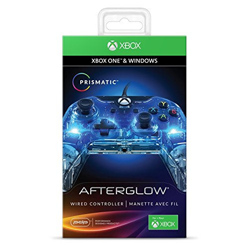PDP 048-121-NA Afterglow – Mando con cable para Xbox One (048-121-NA)