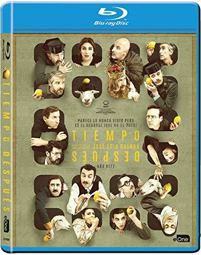 Tiempo Después Blu-Ray [Blu-ray]