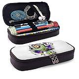 Estuche Escolar Grande para Lápices caja de Lápices, Bolsa de Cosméticos, Bolsa de Almacenamiento Papelería de Oficina Anime Toy Story Buzz Lightyear