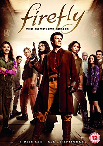 Firefly Season 1 DVD [UK Import]