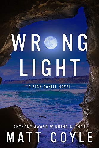 Image of Wrong Light (The Rick Cahill Series)