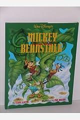 Walt Disney's Mickey and the Beanstalk Hardcover