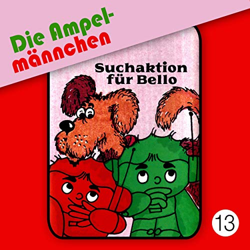 Suchaktion für Bello cover art