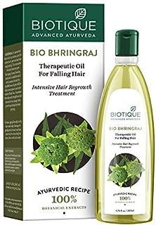 Biotique Bio Bhringraj Therapeutic Oil, 200ml