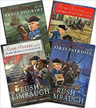 Rush Revere Hardcover Set 4-Book Set The Adventures of Rush Revere