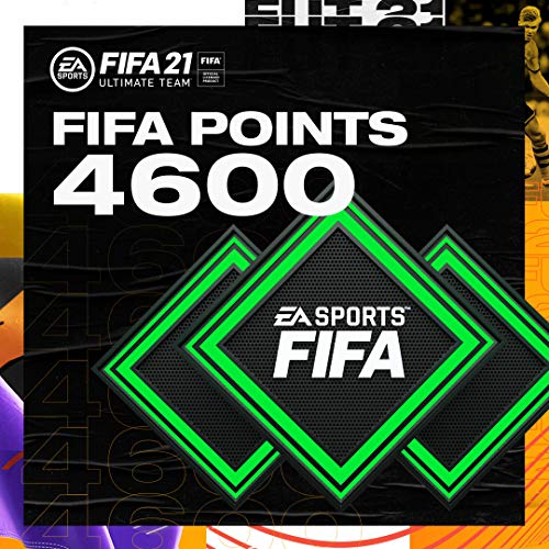 FIFA 21 - 4600 FUT Points - PS4 [Digital Code]