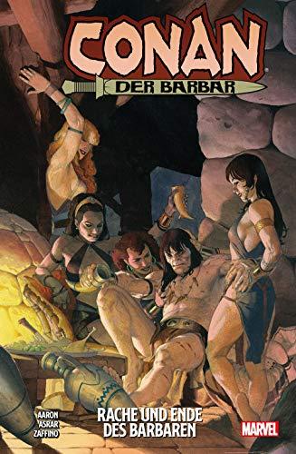 Conan der Barbar: Bd. 2: Rache und Ende des Barbaren