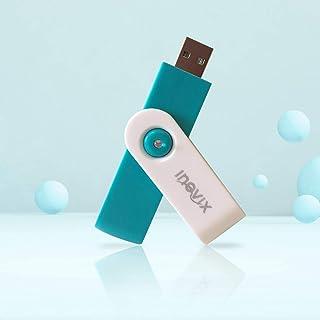 INOVIX Mini USB purificador de aire portátil USB USB de iones de aire purificador de aire ionizador adaptador USB para ord...