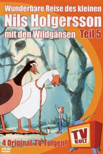TV Kult - Die Wunderbare Reise des kleinen Nils Holgersson mit den Wildgänsen - Folge 5