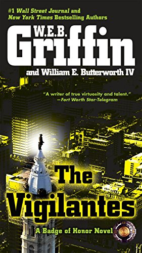 The Vigilantes (Badge of Honor Book 10) (English Edition)