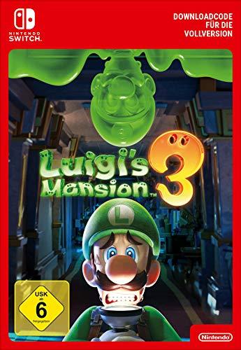 Luigi's Mansion 3   Nintendo Switch - Download Code