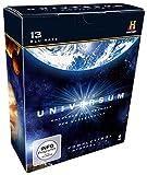 Bluray Doku Charts Platz 2: Unser Universum - Die Komplettbox, Staffel 1-4 (History) [Blu-ray]