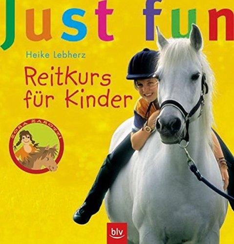 Just fun – Reitkurs für Kinder