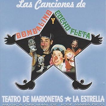 Las canciones de Bombalino y Cuchufleta