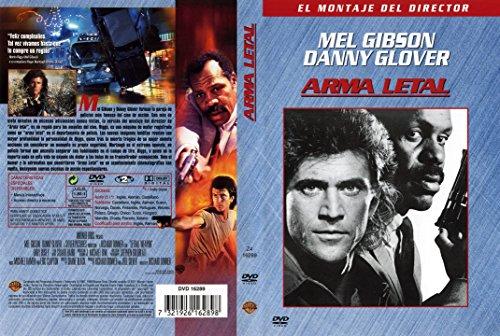 Arma Letal Montaje del Director [DVD]