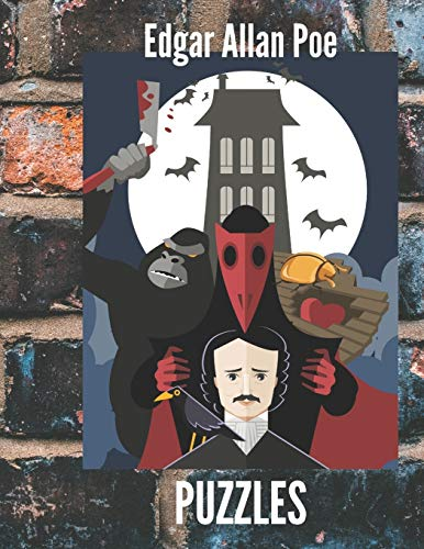 Edgar Allan Poe Puzzles: For Adults