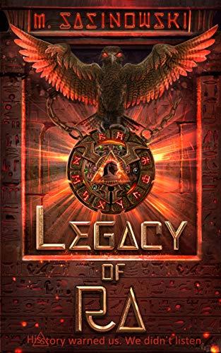 Legacy of Ra (Blood of Ra Book Three)