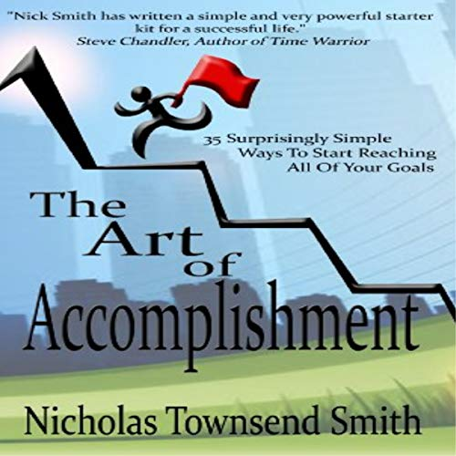 The Art of Accomplishment audiobook cover art