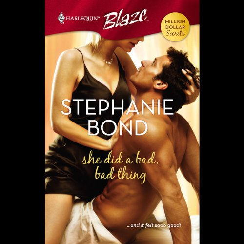 She Did a Bad, Bad Thing audiobook cover art