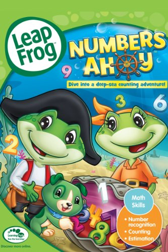 Leapfrog: Numbers Ahoy