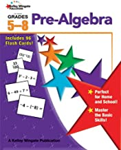 Pre-Algebra, Grades 5 - 8