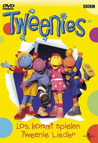 Tweenies - Los, kommt spielen mit den Tweenies/Tweenie Lieder
