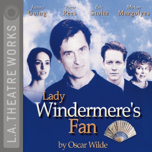 Couverture de Lady Windermere's Fan