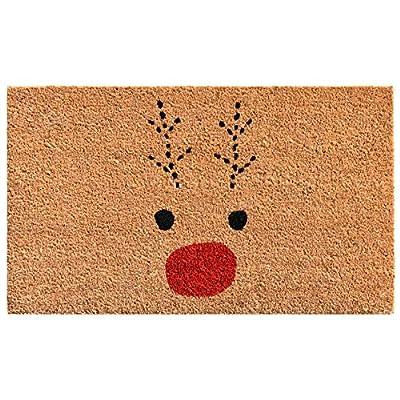 Calloway Mills 105011729 Rudolph Doormat