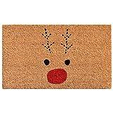Calloway Mills 105011729 Rudolph Doormat, 17' x 29'