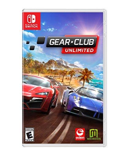 Gear Club - Unlimited - Nintendo Switch