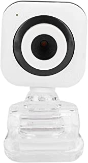 480P HD Camera, Built-in Microphone Computer Camera Lens Rotatable, Support Live Webcast, Online Teaching, Video Conferences Meeting Webcam USB Desktop Laptop Camera for Live Streaming