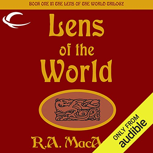 Lens of the World audiobook cover art
