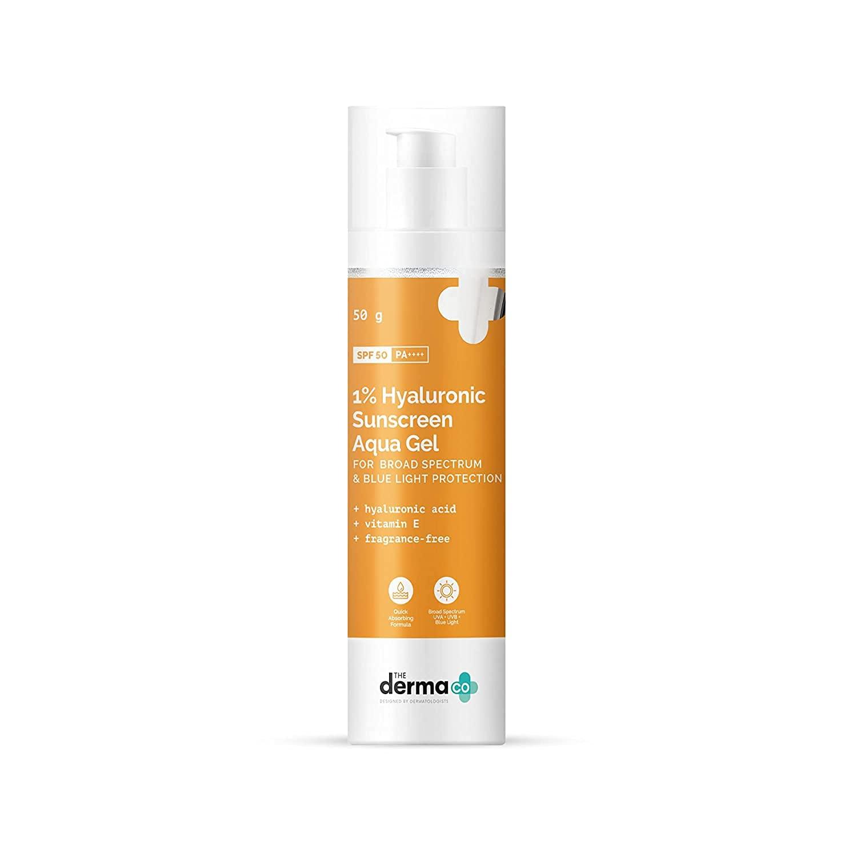 Beyon depot The Derma Co 1% Hyaluronic Gel Aqua Light Popular Sunscreen Ultra