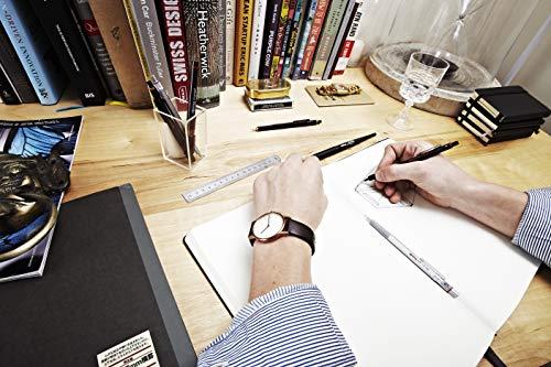 ロットリング(Rotring)『800ブラックボールペン』