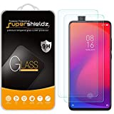 (2 Pack) Supershieldz for Xiaomi Redmi K20 and Redmi K20 Pro Tempered Glass Screen Protector, Anti Scratch, Bubble Free