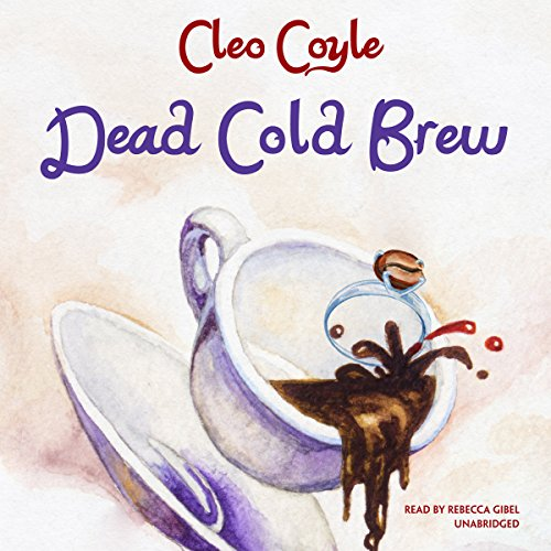 Dead Cold Brew audiobook cover art