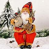 Top 10 Sitting Santa Claus