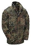 BUNDESWEHR T-Shirt Stil, Flecktarn Gr. Medium, Herstellergrösse 6, grün