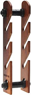 SOLDIER BAR Fan Team Fingerboards Ramp (Display Rack Red Rosewood, for Desk or Wall) PRO Must